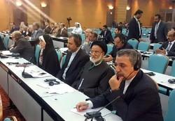 الوفد الإيراني يصل الى بنغلادش للمشاركة في اجتماع الاتحاد البرلماني الدولي (IPU)
