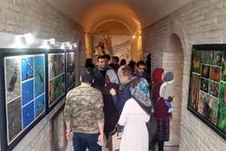استقبال پرشور گردشگران از نمایشگاه عکس طبیعت لرستان