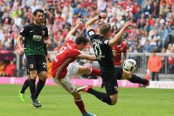 بایرن مونیخ با ۶ گل آگزبورگ را شکست داد/ پیروزی پرگل شاگردان نوری