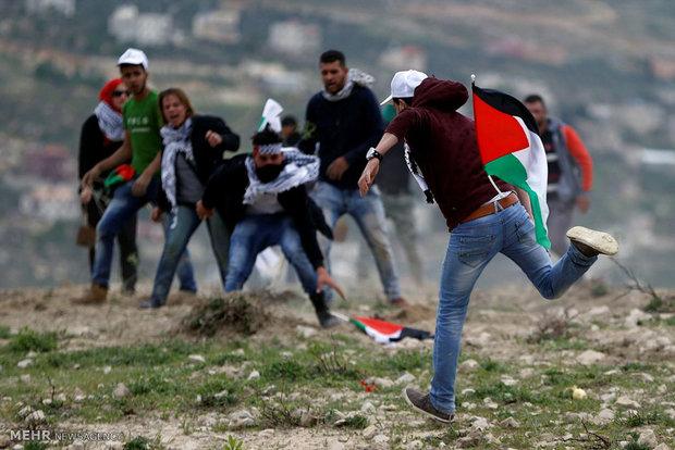 شعلههای آتش خشم فلسطینیان، کرانه باختری را فراگرفت