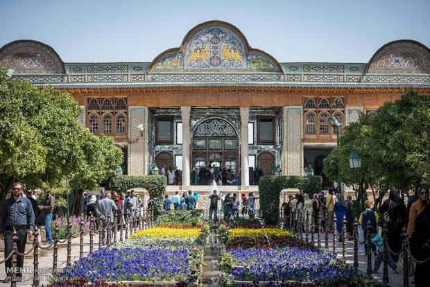Şiraz kenti turistlerin gözdesi