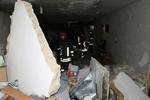 انفجار در کارگاه ال.پی.جی/یک نفر راهی بیمارستان شد
