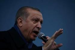 اردوغان خود را «پاسدار صلح» خواند!