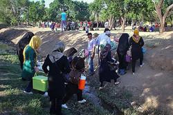 شهروندان از چادرزنی و استقرار در نزدیکی رودخانهها پرهیز کنند