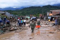 سقوط أكثر من 200 قتيل جراء انزلاق التربة في كولومبيا