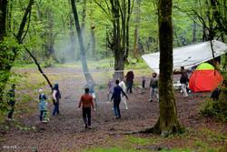 آغوش باز طبیعت برای مهمانان بهاری مازندران