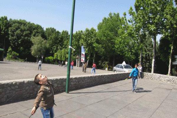 دو پروژه گردشگری در شهر الوان کلنگزنی شد