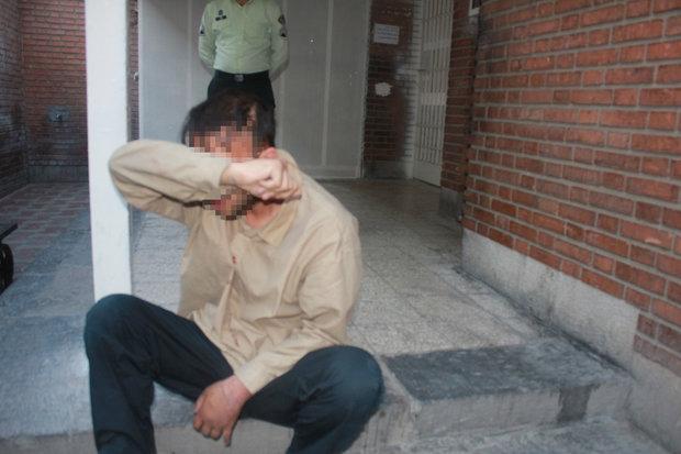 دستگیری متهم به قتل