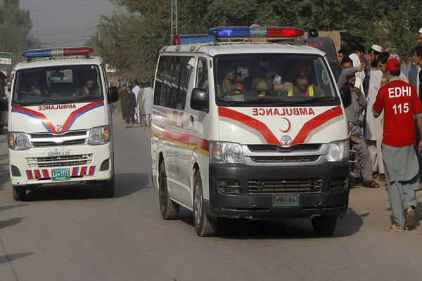 ۳ کشته و ۸ زخمی در حمله انتحاری در پاکستان