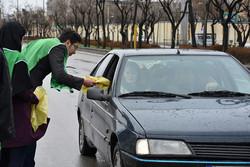 ۶۰۰۰ کیسه زباله در مبادی ورودی و خروجی شهر زنجان توزیع میشود
