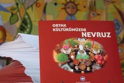 Ankara'da Nevruz'u anlatan bir kitap basıldı