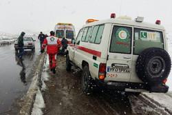 اسکان ۱۴۴ نفر در پایگاه های هلال احمر آذربایجان شرقی