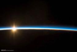 تصاویر عرصه فضا در یک ماه گذشته