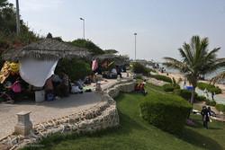 روز طبیعت در جزیره کیش