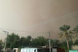 هجوم ریز گردها به شهرستان ریگان کرمان