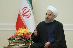 İran'ın kalkınması için elimizden geleni yaptık