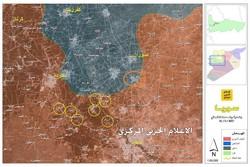 الجيش السوري يسيطر على بلدة طيبة الامام