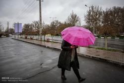 بارش ۳۲۰ میلیمتری نزولات آسمانی در استان همدان