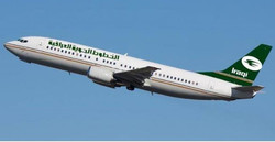 إفتتاح خط طيران جديد بين العراق وإيران