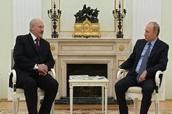 تاکید پوتین بر ادامه کمکهای همه جانبه مسکو به بلاروس