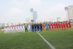 Female footballers subdue Syrian rival 12-nil