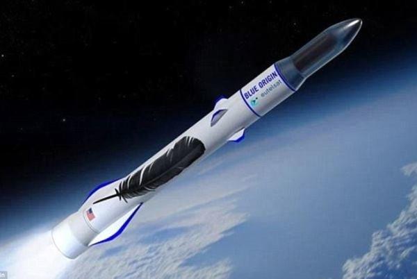 آغاز پیش فروش بلیت سفرهای توریستی فضایی