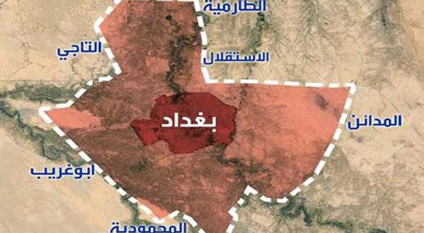 اعتقال انتحاريين اثنين وضبط سيارة مفخخة وسط بغداد
