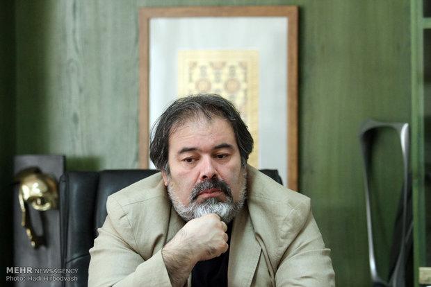 مجید ملانوروزی مدیرکل هنرهای تجسمی معاونت هنری وزارت فرهنگ و ارشاد اسلامی