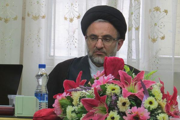 سید مهدی خاموشی رئیس سازمان تبلیغات اسلامی در قزوین