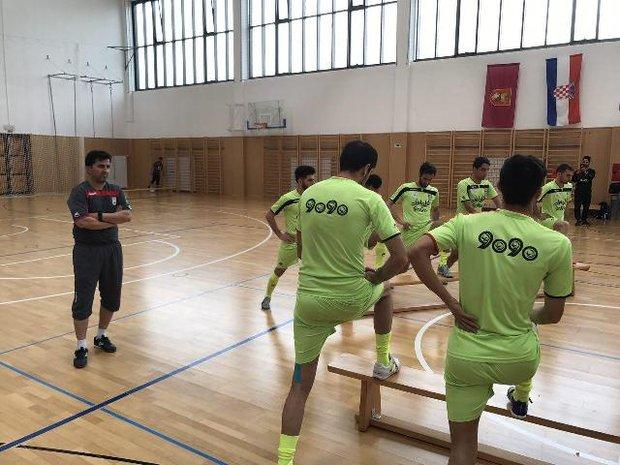 2420366 - آغاز اردوی تیم ملی فوتسال از امروز