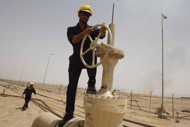 Iran-Iraq joint oil fields
