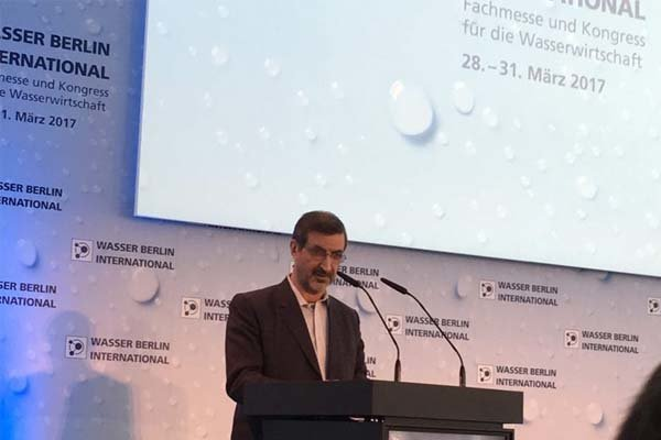 Su endüstrisinde İran-Almanya işbirliği artacak