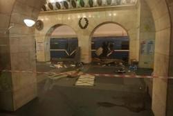 مصدر امني روسي : كاميرات المترو التقطت صورا لمشتبه به بالتفجير