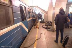 انفجار بمب در ایستگاه متروی سن پترزبورگ