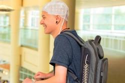 یک کلاه الکتریکی عمر بیماران سرطانی را بیشتر می کند