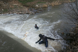 غرق شدن کودک خلخالی