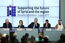 کنفرانس آینده سوریه در بروکسل