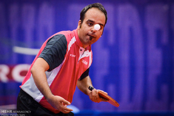 Table tennis outfit to depart for China
