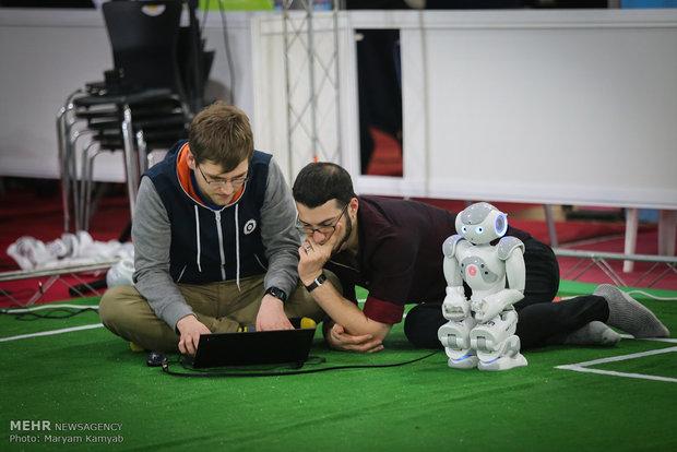 İran Uluslararası Robocup Yarışması