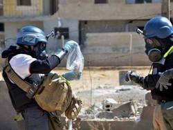Syrian army denies using chemical materials in Khan Shaikhoun