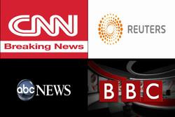 رسانه های غربی