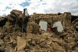 خسارت زلزله در روستاهای فریمان ، دو قلعه ، سرچشمه
