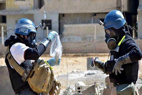 تحقیق درباره استفاده از سلاح شیمیایی در سوریه