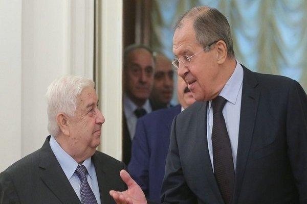 لاوروف: با آمریکا برای عدم تکرار حمله به سوریه توافق کرده ایم