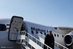 Cumhurbaşkanı Ruhani Kirman eyaletinde