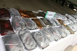 بیش از ۱۰۵ کیلوگرم انواع مواد مخدر در بهبهان کشف شد