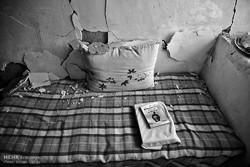 زلزله در روستاهای دو قلعه و سرچشمه