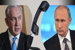 بوتين لنتنياهو: من غير المقبول اتهام دمشق باستخدام الكيمياوي قبل إتمام التحقيق