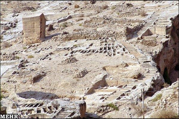سیراف و کوه نمک جاشک در فهرست آثار جهانی ثبت میشود