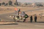 مقاتلات سوریة تقلع من مطار الشعيرات
